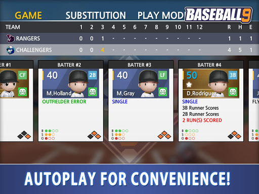 BASEBALL 9 screenshot 18