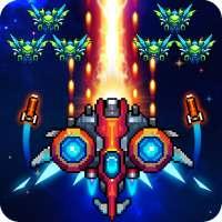 Galaxiga Arcade Galaxy Shooter on 9Apps