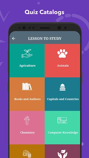 General Knowledge Quiz : World GK Quiz App स्क्रीनशॉट 7
