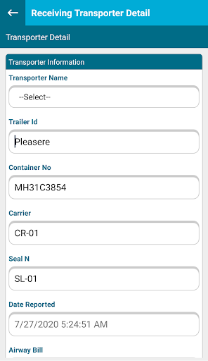 Brilliant WMS - Warehouse Management System 5 تصوير الشاشة