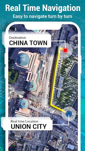 Street View - Panorama 3D Live camera Speedometer screenshot 7