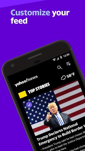 Yahoo News: Trending World, Breaking Local & US screenshot 3