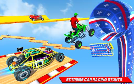 Ramp Car Stunts Racing: Mega Ramp Car Games 2020 screenshot 2