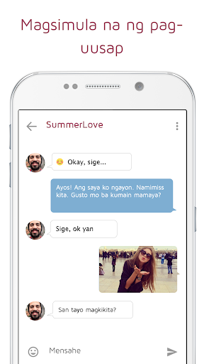 JAUMO Flirt Chat at Dating screenshot 4