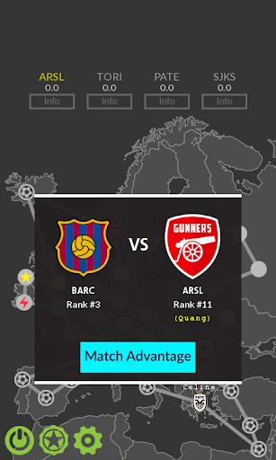 Football Tour Chess screenshot 1