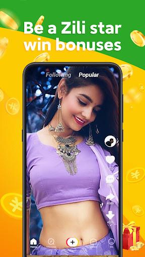 Zili - Short Video App for India | Funny screenshot 3