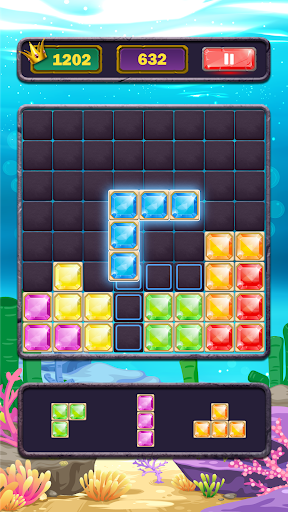 Block Puzzle Gem Classic - Block Puzzle Game screenshot 2