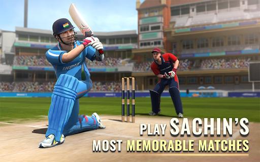 Sachin Saga Cricket Champions स्क्रीनशॉट 9