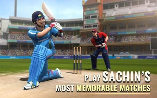 Sachin Saga Cricket Champions screenshot 11