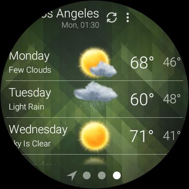 Weather screenshot 17