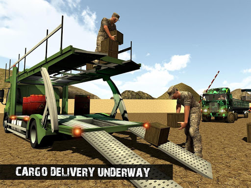 OffRoad US Army Transport Simulator 2020 screenshot 18