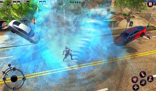 Immortal Wind Tornado hero Vegas Crime Mafia Sim screenshot 8