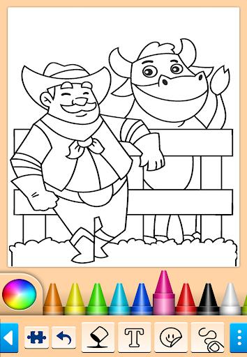 Painting and drawing game screenshot 5