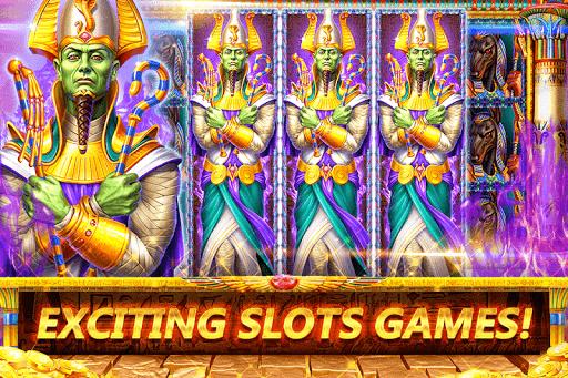 Slots of Immortality™ - Free Casino Slot Games 1 تصوير الشاشة