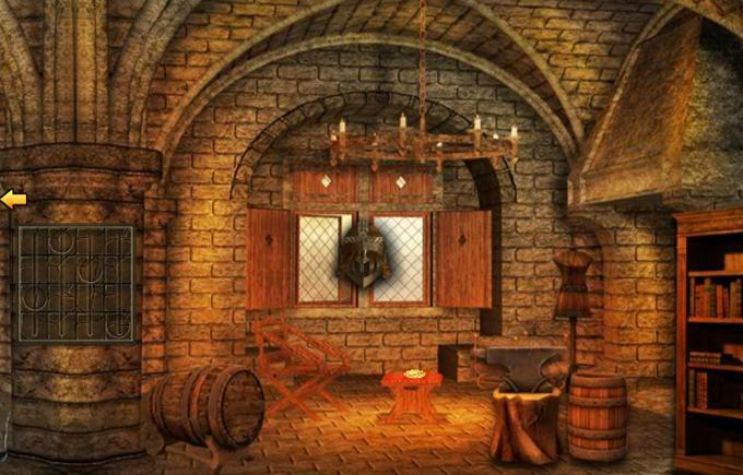 Escape Game Medieval Palace 4 تصوير الشاشة