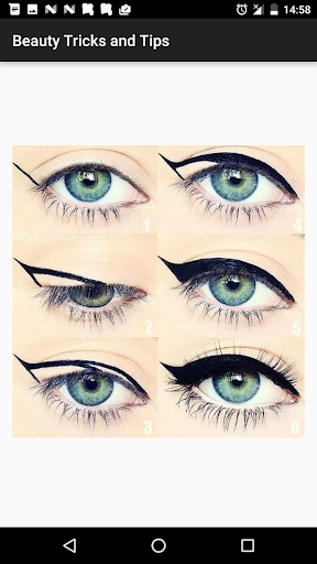 Nails.Makeup.Hairstyle screenshot 3