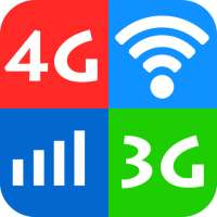 WiFi, 5G, 4G, 3G Speed Test -Speed Check - Cleaner on APKTom
