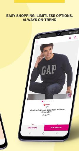 NNNOW Online Shopping App screenshot 3