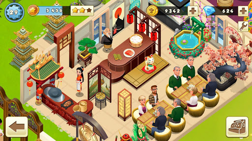 World Chef 🍰🍔🍝🍓 6 تصوير الشاشة