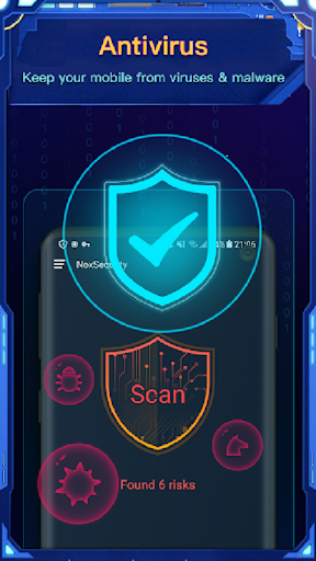 Nox Security - Antivirus Master, Clean Virus, Free 2 تصوير الشاشة