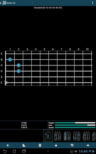 smart Chord & tools (гитара,.. скриншот 19
