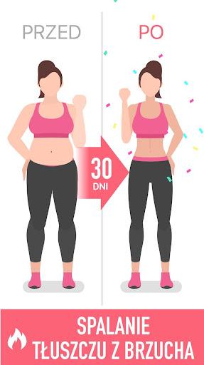 Spalanie Tłuszczu Brzuch w 30 Dni - Płaski Brzuch screenshot 1