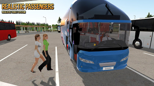 Bus Simulator : Ultimate स्क्रीनशॉट 5