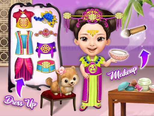 Pretty Little Princess - Dress Up, Hair & Makeup 13 تصوير الشاشة