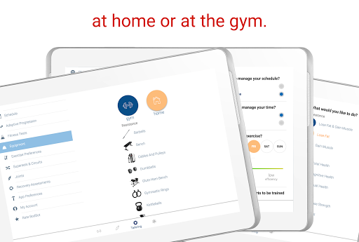 BodBot Personal Trainer:Workout&FitnessCoach screenshot 11
