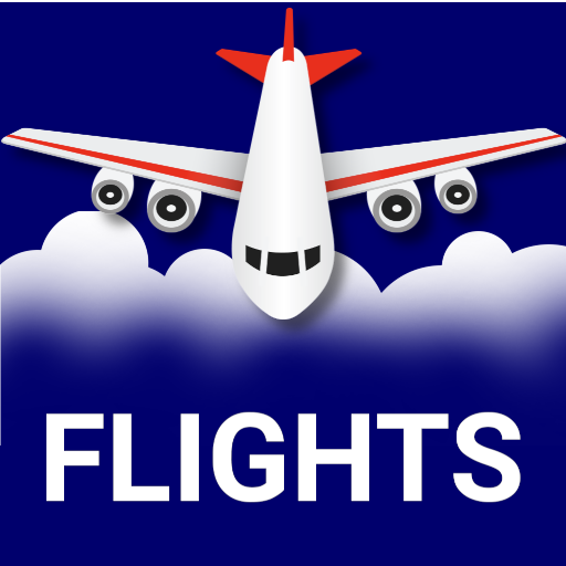 FlightInfo - Flight Information and Flight Tracker icon