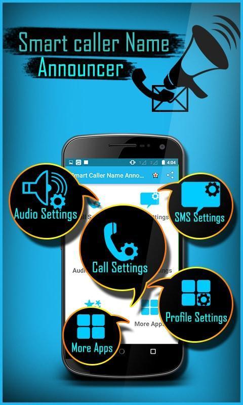 Caller Name Announcer - Speaker - Ringtone maker 7 تصوير الشاشة