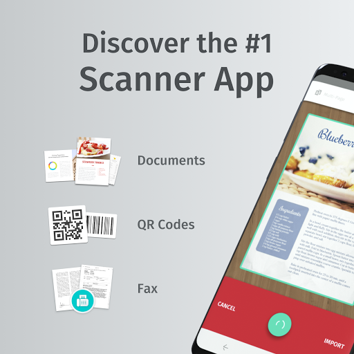 SwiftScan - PDF Document Scanner screenshot 1