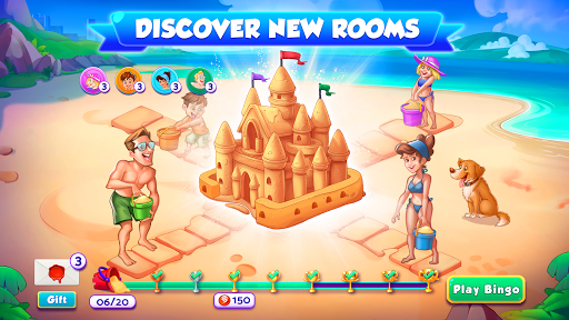 Bingo Bash featuring MONOPOLY: Live Bingo Games screenshot 5