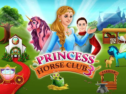 Princess Horse Club 3 - Royal Pony & Unicorn Care screenshot 14