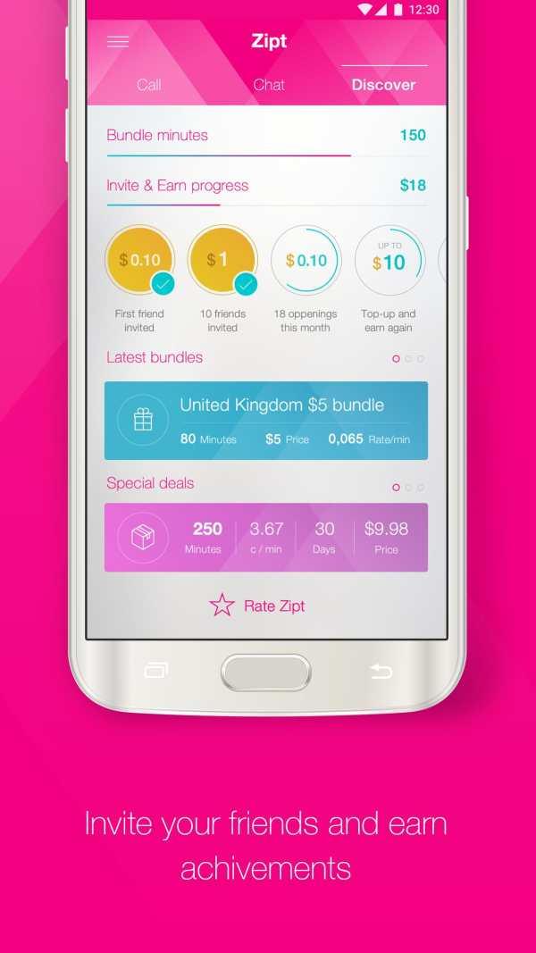 Convo calls & messaging screenshot 5