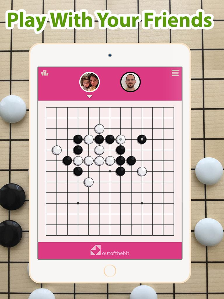 Five In a Row - Gomoku ー Classic Board Games screenshot 11