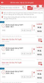 Ôn Thi Đại Học - Luyện thi THPT (Online - Offline) 2 تصوير الشاشة