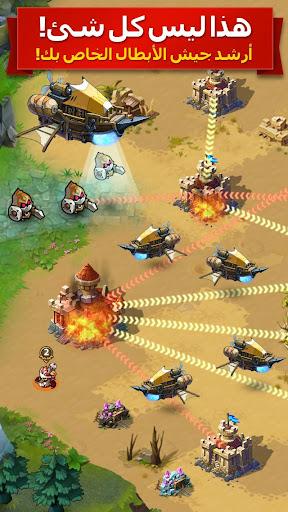 Magic Rush: Heroes 4 تصوير الشاشة