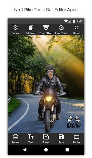 Man Bike Rider Photo Editor screenshot 11