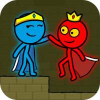 Red and Blue Stickman : Animation Parkour on APKTom