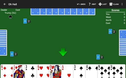 Oh Hell by NeuralPlay screenshot 10
