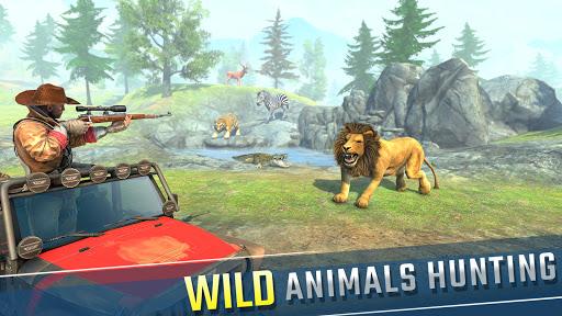 Wild Animal Hunting 2020: Best Hunting Games FPS screenshot 2
