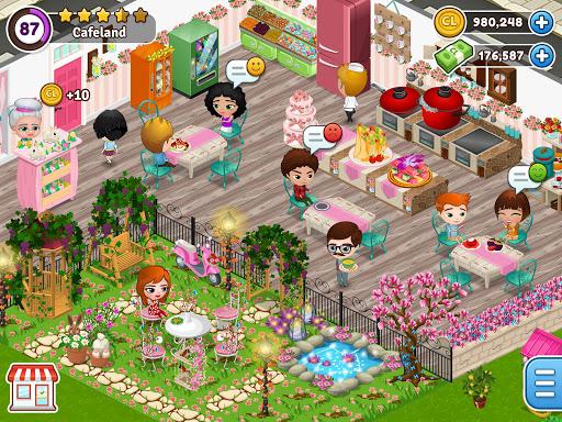 Cafeland - World Kitchen screenshot 10