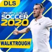Walktrough For Dream league Football Soccer 2020