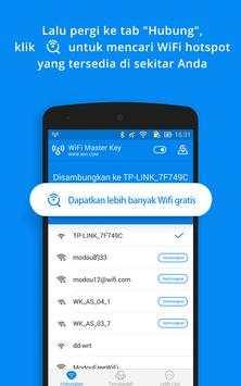 WiFi Master screenshot 1