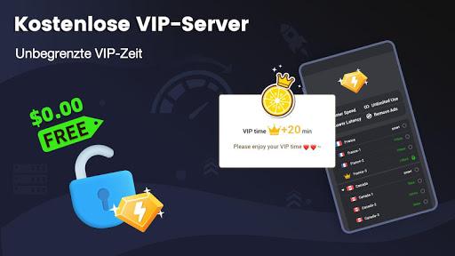 3X VPN - Sicher surfen, Netzwerk stärken screenshot 6