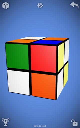 Magic Cube Puzzle 3D 20 تصوير الشاشة