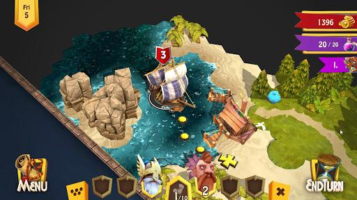 Heroes of Flatlandia - Turn based strategy screenshot 4