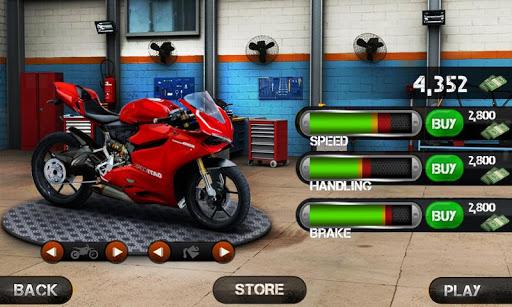 Race the Traffic Moto स्क्रीनशॉट 6