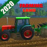 Us Agriculture Farmer Simulator 2020:Heavy Tractor on APKTom
